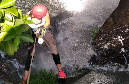 canyoning st gille